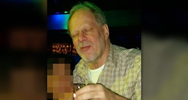 Stephen Craig Paddock, the retired accountant who was identified as Las Vegas shooter. (Source: Twitter)