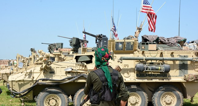 Ankara expects Washington to sever ties with YPG as promised