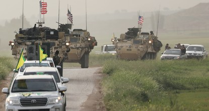 Only concrete steps can ease Turkey's concerns over US support for YPG