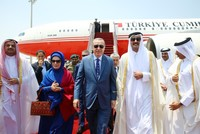 President Recep Tayyip Erdoğan's trip to Saudi Arabia began with some apprehension as to how to mend ties between the four Gulf Cooperation Council (GCC) members and Qatar. In addition to an...