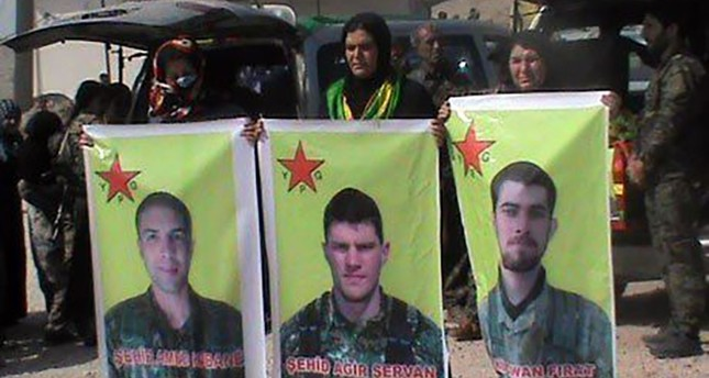 مقتل ثلاثة أمريكيين انضموا للقتال في صفوف تنظيم ي ب ك الإرهابي بمنبج السورية