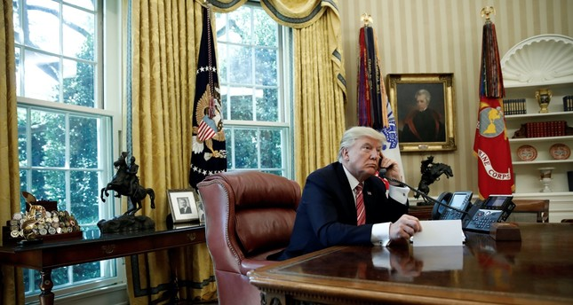 Trump's loss of sovereignty and the transition of America into global pariah