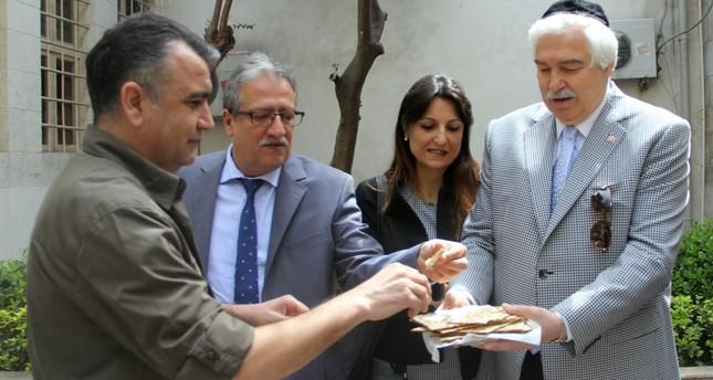 Turkey's Jewish community marks Passover