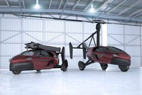 First commercial models of flying cars go on sale