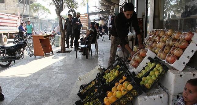 الدعم التركي يسهل حياة العائدين إلى جرابلس السورية