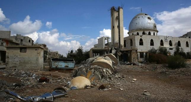 Türkei restauriert Dutzende Moscheen in Syrien