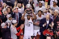 Toronto Raptors beat Milwaukee Bucks for first trip to NBA Finals