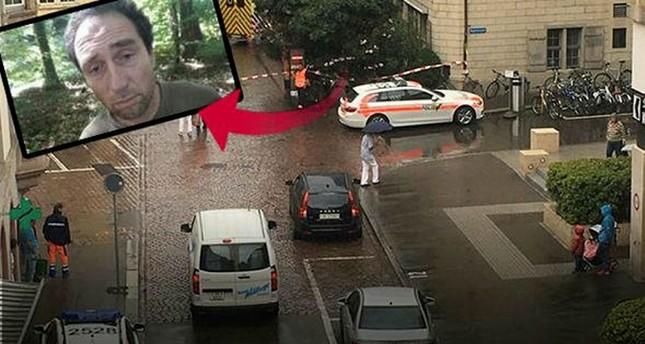 Kettensägen-Angreifer vonSchaffhausen festgenommen