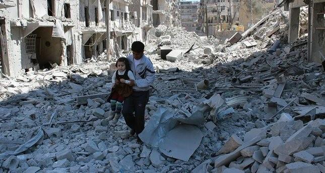سوريا.. أكثر من 42 قتيلاً مدنياً بغارات روسيا والأسد والتحالف