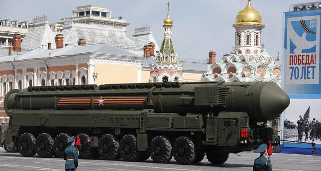 هل تخطط روسيا لنشر أسلحة نووية في سوريا؟