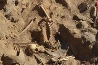 علماء آثار يعثرون على هيكل عظمي عمره 7 آلاف عام في المكسيك