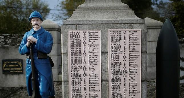 اليوم: الاحتفال السنوي بانتهاء الحرب العالمية الأولى
