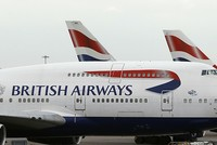 IT outage causes British Airways to cancel all flights from London's Heathrow, Gatwick