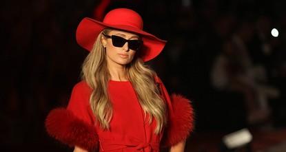 Paris Hilton praises Turkey at Antalya fashion show