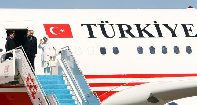 أردوغان زار 86 دولة منذ توليه الرئاسة عام 2014