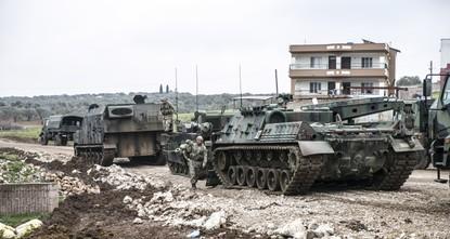 وزارة الدفاع التركية تعلن تحييد 63 من عناصر النظام في إدلب