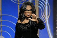 Fans, celebs call for Oprah Winfrey to run for president after powerful Golden Globe speech