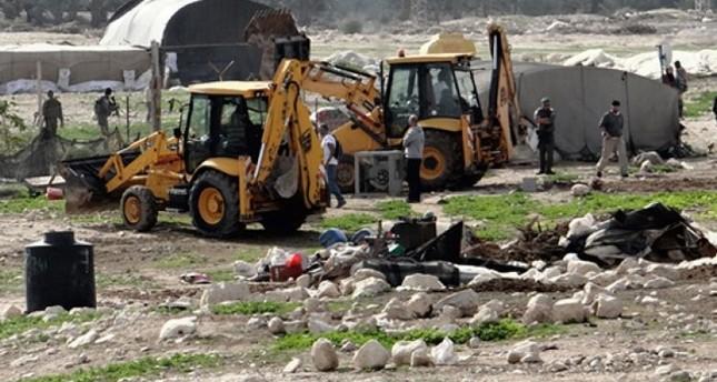حماس والجهاد الإسلامي تنددان بعزم الجيش الإسرائيلي هدم تجمع  الخان الأحمر السكني