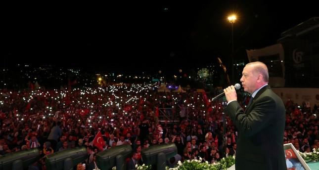 أردوغان: إحباط محاولة 15 تموز أنهى حقبة الانقلابات في بلدنا