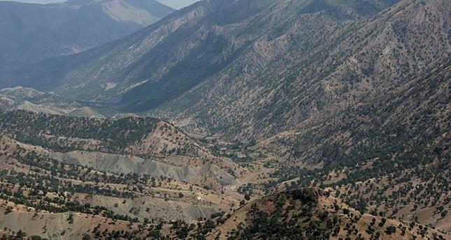 Turkish jets destroy PKK targets in northern Iraq