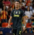 Ronaldo sent off on Champions League debut for Juventus