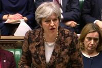 ثيريزا ماي - رئيسة الوزراء البريطانية