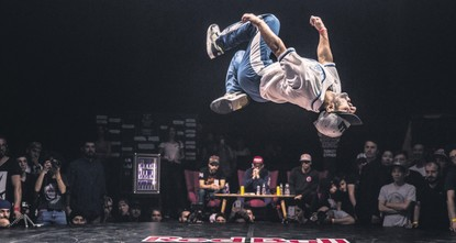 Breathtaking break-dance battle comes to Ankara this year