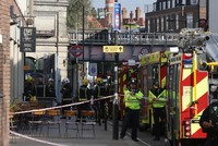 Daesh terrorist group says London subway explosion was perpetrated by an affiliated unit