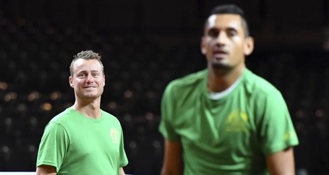 Australia play Belgium, France tackle Serbia in Davis Cup semis