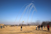 58 Palestinians injured as Gaza protests continue for 67th week