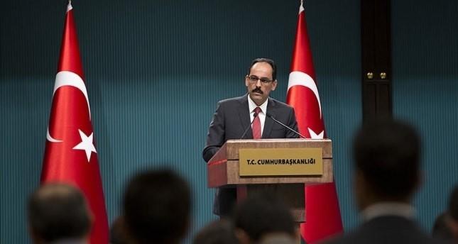 عقب الاجتماع الرباعي بإسطنبول.. قالن: الجميع متفق على حل سياسي بإدلب