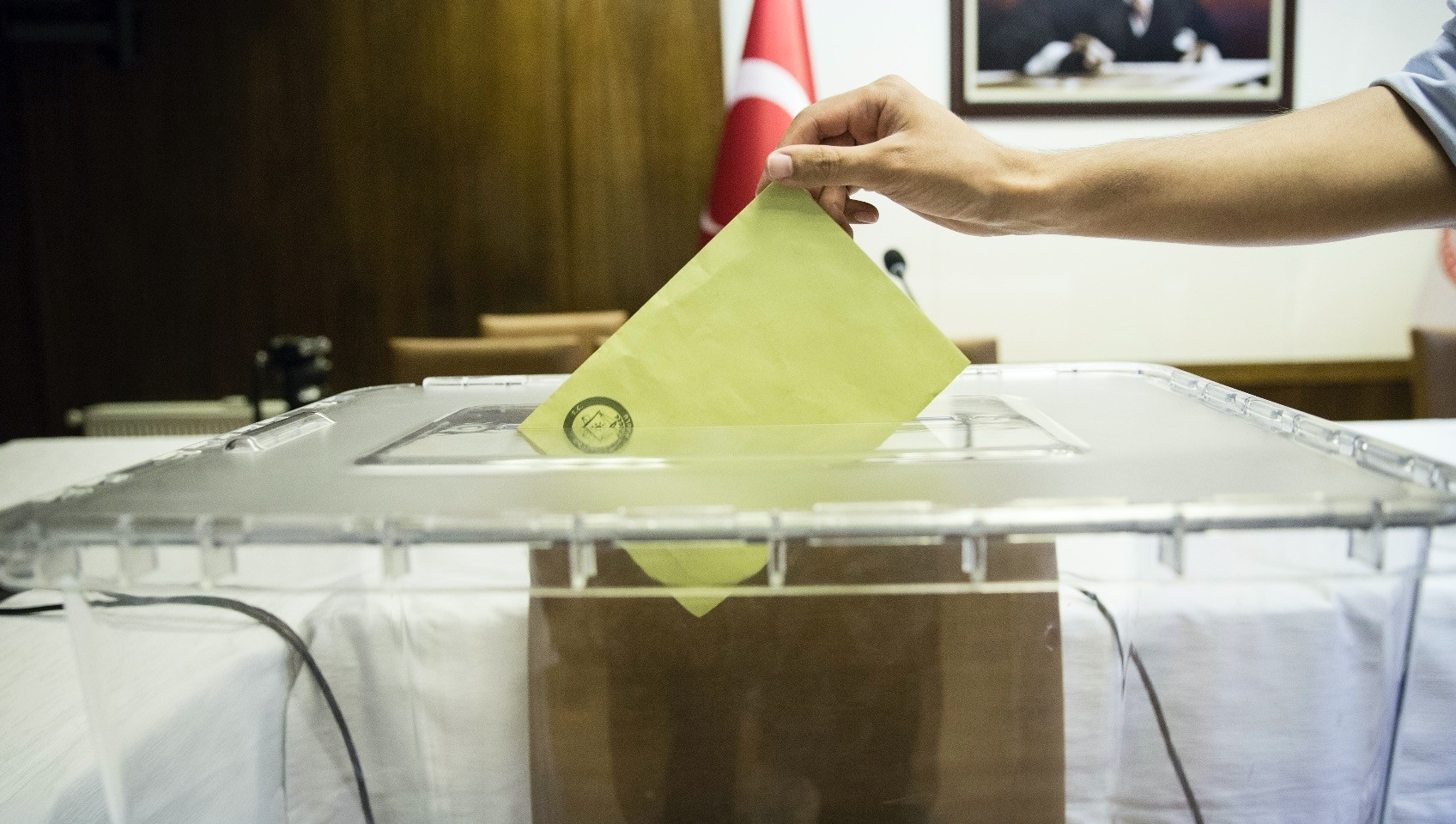 Turkey will hold both presidential and parliamentary elections in June 24.