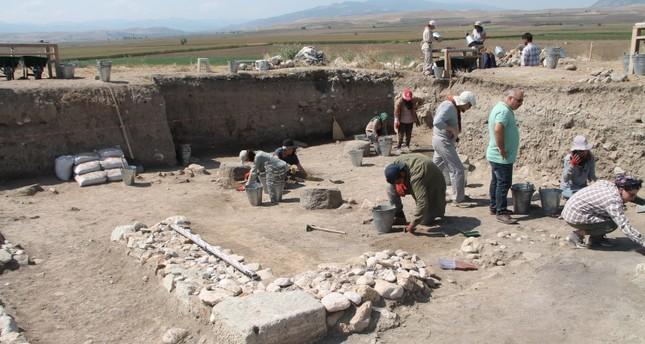 2,500-year-old Persian post office found in Turkey's Amasya
