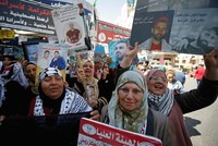 The Palestinian Liberation Organization said Sunday that 80 percent of the Palestinian hunger strikers' demands had been accepted by Israel.