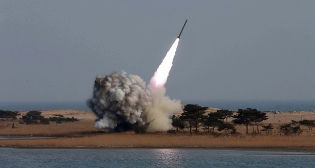 North Korea launches missile eastward from Pyongyang, Japanese residents urged to take cover