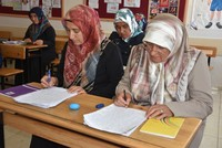 Literacy classes change the lives of thousands of Turkish women