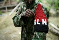 5 Colombian soldiers killed in presumed ELN rebel attack
