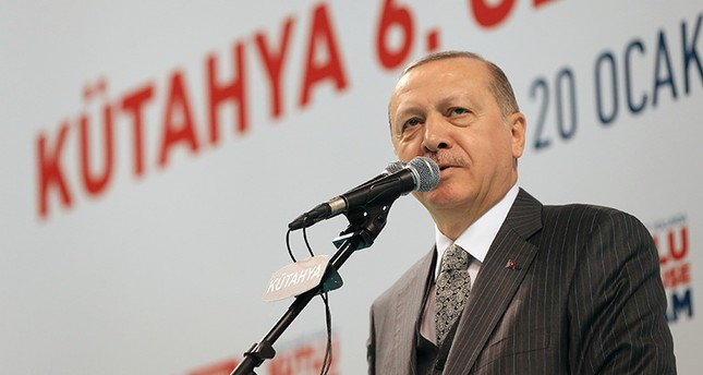 Military operation on Afrin has virtually started, Erdoğan says