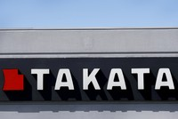 Takata agrees to $1B settlement over exploding air bags