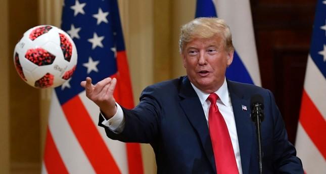 ترامب يصف محادثاته مع بوتين بأنها أفضل بكثير من لقاءاته في قمة الناتو