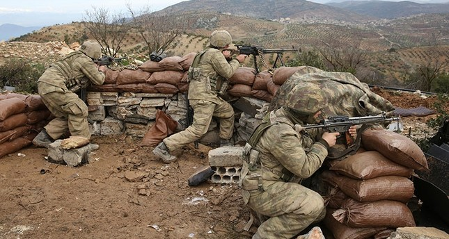 Turkish units, FSA resume advance in Afrin, three more villages cleared of YPG terrorists