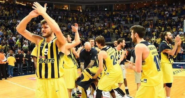 فنربهتشة بطلاً لدوري كرة السلة التركي للمرة السابعة في تاريخه