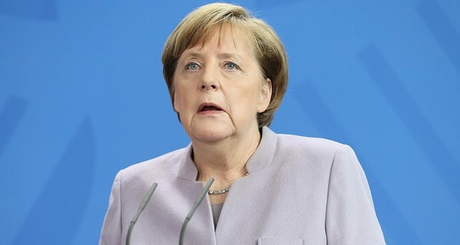 المستشارة الألمانية ترحب باللقاء المرتقب بين أردوغان وتاسك مايو المقبل