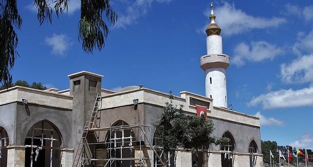 TIKA restoration project finishes tomb of King Najashi