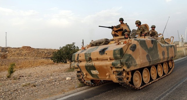 What is happening in northern Syria?