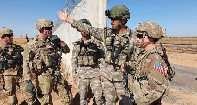 وفد أمريكي برئاسة قائدين عسكريين يزور أنقرة لتنسيق جهود المنطقة الآمنة