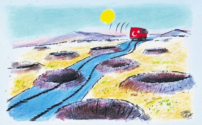 Hard power, the coming of age of the Turkish Republic