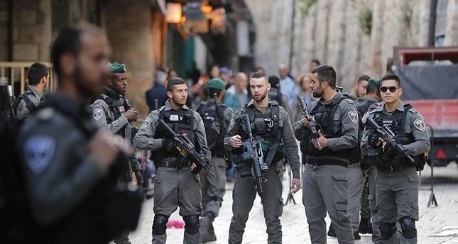 مقتل فلسطيني برصاص الشرطة الإسرائيلية في القدس