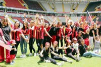 Women of Gaziantep organize to end poor sportsmanship, make stadiums more colorful