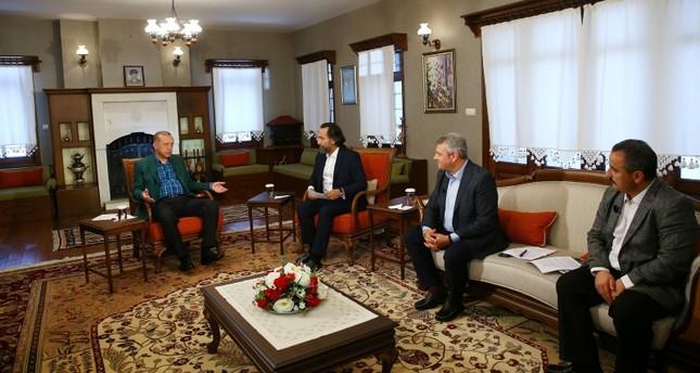 أردوغان يتعهد برفع حالة الطوارئ فور فوزه بالانتخابات الرئاسية